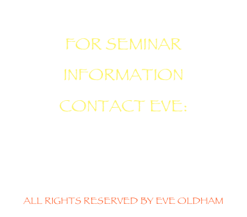 FOR SEMINAR INFORMATION
